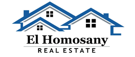 Logo - Homosany of experience and Valuation & Real Estate Marketing